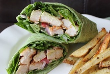 Food - Sandwiches and Wraps