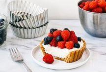 Sweet Treats / by Angela Pena