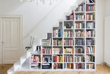 Creative Use of Space & Storage Ideas / by Donna M. Cervelli
