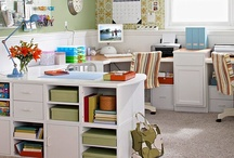 Home Office Designs / by Donna M. Cervelli