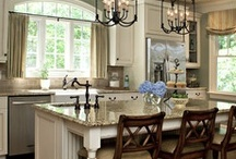 Kitchens / by Donna M. Cervelli
