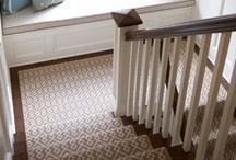 Staircase Ideas / by Donna M. Cervelli