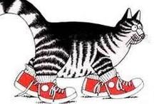 B. Kliban's Cats / by Donna M. Cervelli