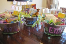 Easter Baskets <3 / by Katina Maniscalco-Smith