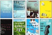 Book List / by Amie Gaddie