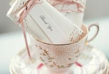 Tea Party Themed Bridal Shower  / by Veronica Ferro