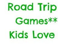 Road Trip Tips / Road Trips can be really stressful. Here are a few tips to make life easier!