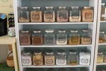 Pantry / by Nicole Stansell