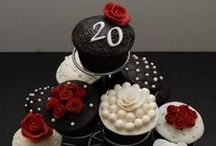 20th Anniversary Party Ideas / Ideas and Suggestions for Our 20th Wedding Anniversary Celebration. / by Donna M. Cervelli