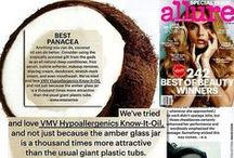 Skinthusiasm / Posts by fans plus beauty editors and experts celebrating what they love about VMV! :)
