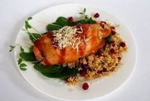 Modern Main Dishes / Simple and Modern ideas for dinner - usually but not always gluten free! / by Heather