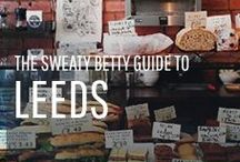 The Sweaty Betty Guide to Leeds / Take a look at some of Sweaty Betty's favourite places to workout, eat, drink and play in Leeds, Yorkshire.