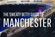 The Sweaty Betty Guide to Manchester / Take a look at some of Sweaty Betty's favourite places to workout, eat, drink and play in Manchester.
