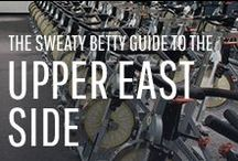 The Sweaty Betty Guide to The Upper East Side / Take a look at Sweaty Betty's favourite places to workout, lunch and drink on the Upper East Side...