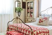 Red and White Decor / Red and White Decor / by Linda Smith