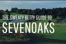 The Sweaty Betty Guide to Sevenoaks / Take a look at some of Sweaty Betty's favourite places to workout, eat, drink and play in the vibrant picturesque town of Seven Oaks.