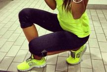 WorkOut / Yeah pretty boring.. But really inspiring!