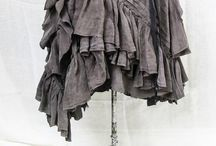 Garments of Art and Beauty / Clothing that turns my crank