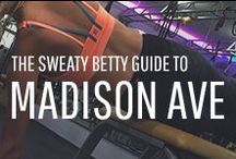 The Sweaty Betty Guide to Madison Avenue, New York
