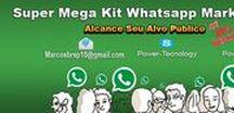super mega kit whatsapp / Super Mega Kit Robo Whatsapp Marketing   Alcance Seu Publico Alvo  Alavanque Suas Vendas   Skype: Power-Tecnology  Telegram : PowerEmails  Whatsapp: (11)95142-6402  http://bit.ly/2djAmSJ