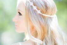 Bridal Hairstyles / Hairstyles for the big day - or every day.