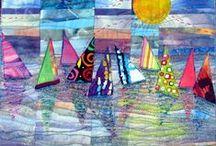 Art Quilt Inspiration