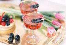 Cocktails & Drinks / Gorgeous cocktails to complement your gorgeous party.  / by Style Me Pretty