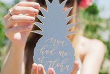 Bridal Showers + Bachelorette Parties / So many parties before the big day!