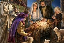 """Merry Christmas"" / Birth of my Lord Jesus! Let's celebrate!!  / by Kim Lamb"