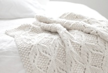 Projects - knitting and crochet. / by Lizzy Mckean
