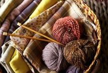 knitting  / by Sherry Morrison