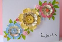 Cards (Flowers & Butterflies)