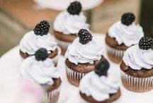 Cupcakes / Tiny cakes that set the stage for pure deliciousness.