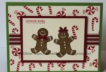 CARDS (Christmas) / Cards & embellishment ideas