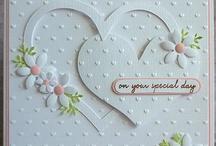 CARDS (Valentines/ Anniversary/Wedding /Bridal Shower)