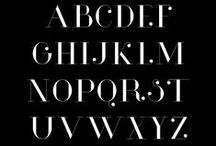 typography + fonts