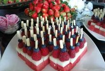 Fourth of July / Fun crafts, events, recipes and party ideas for the Fourth of July!