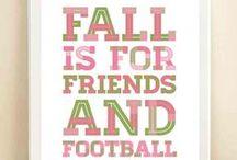 Is It Football Season Yet??? / by Aandc Kump