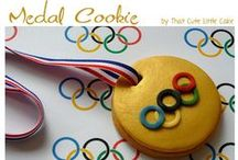 Summer Olympics / Summer Olympics crafts, treats and information.