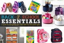 Education & School / Our Education board has tons of tips and ideas for how to survive the back-to-school frenzy and the school year. This board has everything from lunch ideas, school supply checklists and tips on organizing your morning routine to tips on getting kids to do their homework, teacher gift ideas and how to decide on the right school for your child.