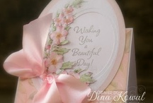 CARDS (Easter) / Cards & embellishment ideas