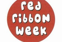 Red Ribbon Week - School Counseling / by Stacy Browning