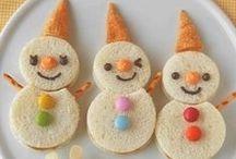 Holiday Recipes / Fun and creative holiday recipes.