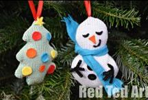 Holiday Crafts and Decorations / DIY crafts and decorations.