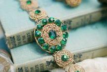 Blue + Green Weddings