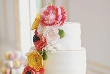 wedding cakes / Let Them Eat { Pretty } Cake