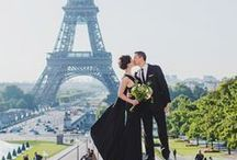Destination Weddings / Style Me Pretty Destination Weddings - Oh the places we'll go!