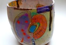Ceramics/Pottery/Vessels / by Terri Stegmiller