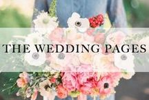 Wedding Ideas | The Wedding Pages / A curated collection of wedding ideas - including handmade items, and creative ideas as presented by the members of The Perfect Palette's vendor guide, The Wedding Pages! This board is reserved solely for the members of our vendor guide. If you join our vendor guide, you will receive an invite to join this board. Join here: http://www.theweddingpages.com/! Limit 5 member pins a day!