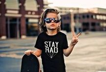 Future Fashionistas / For the fashionable toddler in all of us.